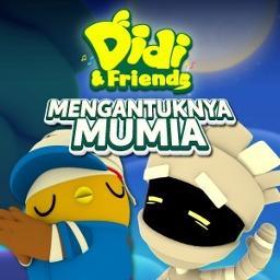 Mengantuknya Mumia Didi Friends Lyrics And Music By Didi Friends Arranged By Mct Far Away Cs7