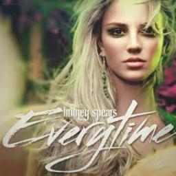 Everytime Lyrics And Music By Britney Spears Arranged By Gmutandwafom