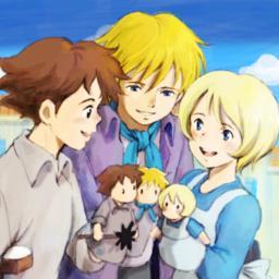 عهد الاصدقاء Romeo No Aoi Sora