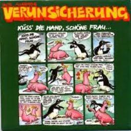 Küss die Hand schöne Frau - Lyrics and Music by Erste Allgemeine