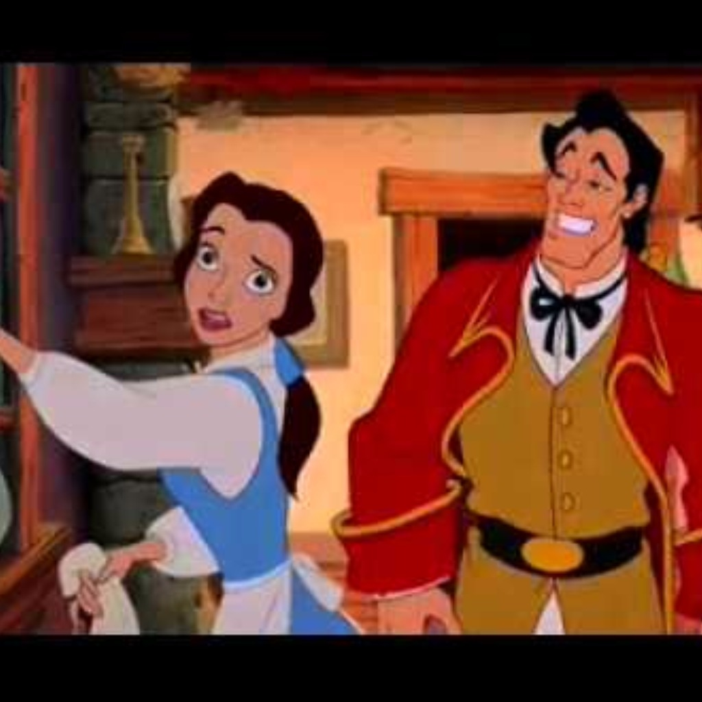 Beauty And The Beast Belle And Gaston Lyrics And Music By Disney Arranged By Ladysiinger
