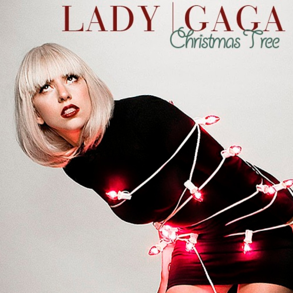Christmas Tree Lyrics And Music By Lady Gaga Arranged By Emanster76