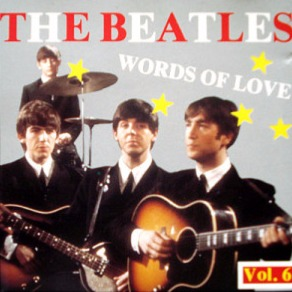Image result for words of love the beatles images