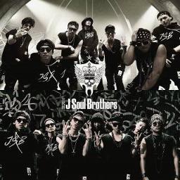三代目j Soul Brothers From Exile Tribe J S B Dream 三代目j Soul Brothers By Tatsuya03070508 And Akyuki69 On Smule
