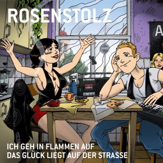 Ich Geh In Flammen Auf Lyrics And Music By Rosenstolz Arranged By Rosarockabella