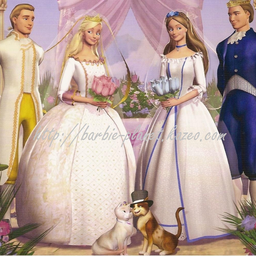 Tu es toujours libre - Lyrics and Music by Barbie coeur de princesse  arranged by Annaflox