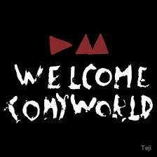 Welcome To My World Lyrics And Music By Depeche Mode Arranged By Sabiasabs