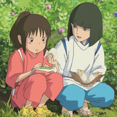 Spirited Away Chihiro And Haku Garden Scene Lyrics And Music By Hayao Miyazaki Arranged By Harmony Bunny