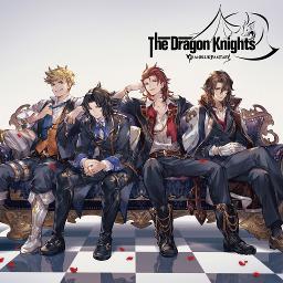 The Dragon Knights Granblue Fantasy Lyrics And Music By Granblue Fantasy Arranged By Sukiina