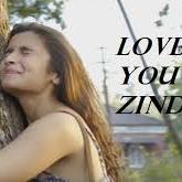 Love You Zindagi - Dear Zindagi - Lyrics and Music by Amit Trivedi &  Jasleen Royal arranged by ____VB