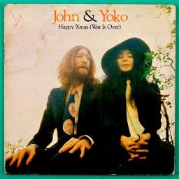 Happy Xmas War Is Over Lyrics And Music By John Lennon The Plastic Ono Band Arranged By Bvancea