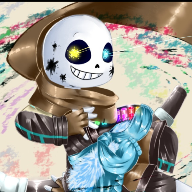 Roblox Codes For Id Ink Sans Paint Brush Ink Sans Stronger Than You Lyrics And Music By Wardoc Arranged By Neko Sans Cat