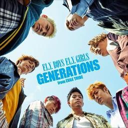 F L Y Boys F L Y Girls Vocal On Lyrics And Music By Generations From Exiletribe Arranged By Flower Gkazumayu