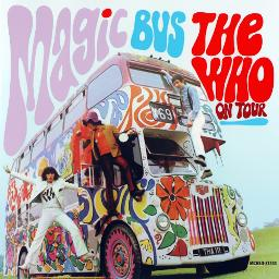Magic Bus Lyrics And Music By The Who Arranged By P Hizzy