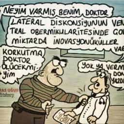 generisch Body Badi Doktor degilim AMA hastam cok
