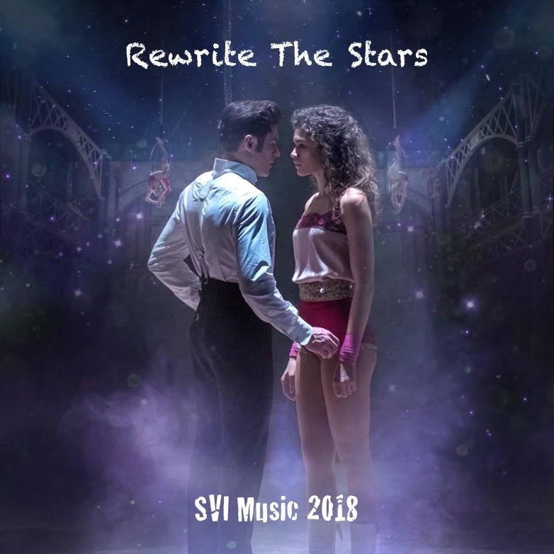 Rewrite The Stars Lyrics And Music By Zac Efron Feat Zendaya