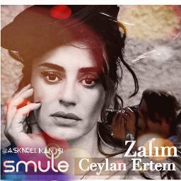 Zalım [Orj.] - Lyrics and Music by Ceylan Ertem arranged by AskinDeLikanLisi