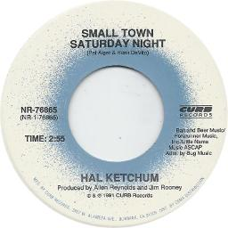 small town saturday night lyrics and music by hal ketchum arranged by soul of nicole smule