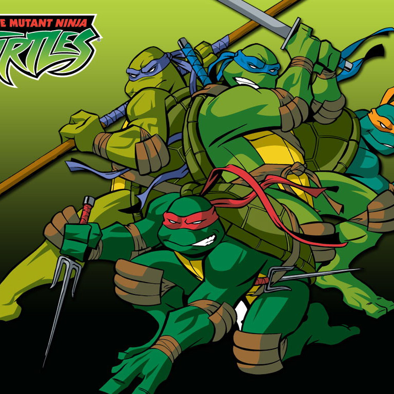 Tmnt 2003 Theme Song Lyrics And Music By 4kids Arranged By