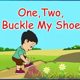 Rhyme One Two Buckle My Shoe Lyrics And Music By Rhyme Arranged By Sunil Chd Ss