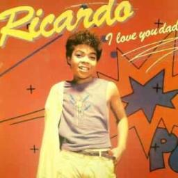 I Love You Daddy Lyrics And Music By Ricardo And Friends Arranged By Bagyasoetowo