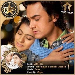 Dekho Na Fanaa Hd Lyrics And Music By Sonu Nigam Sunidhi Chauhan Arranged By Es Oppa