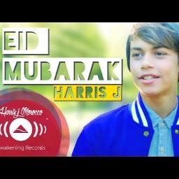 Eid Mubarak Lyrics And Music By Harris J Feat Shujat Ali Khan Arranged By Enamulbenu