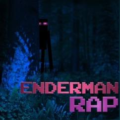 Minecraft Enderman Rap Lyrics And Music By Element Animation