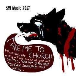 Take Me To Church Lyrics And Music By Hozier Arranged By Svi Downunda
