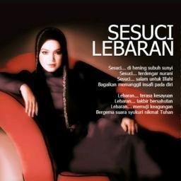 Sesuci Lebaran Lyrics And Music By Siti Nurhaliza Arranged By