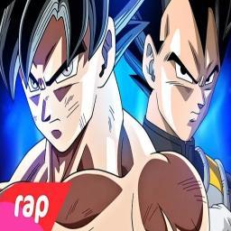 Rap Do Goku E Vegeta Dragon Ball Super Lyrics And Music By 7