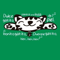 Dulce Gatito Lyrics And Music By The Big Bang Theory Arranged By Quinsito
