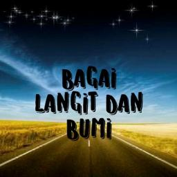 Bagai Langit Dan Bumi Lyrics And Music By Via Vallen Arranged By Arno Suparn0