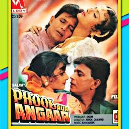 Hq Mujhko Peena Hai Peene Do Lyrics And Music By Soft Intermental Phool Aur Angaar 1993 Arranged By Skt Sagarkhan