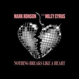nothing breaks like a heart lyrics