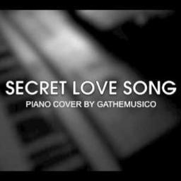 secret love song lyrics