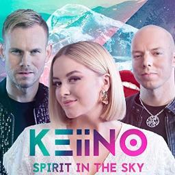 Spirit In The Sky Lyrics And Music By Keiino Arranged By Alvarito