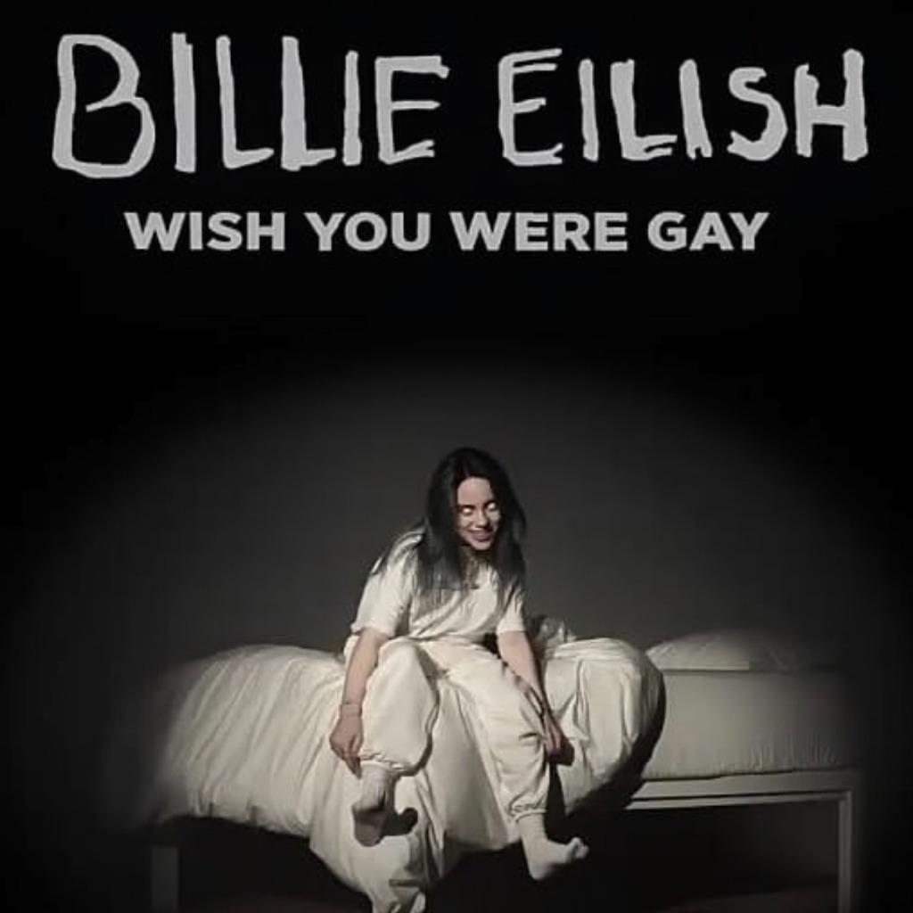 wish you were gay billie eilish español