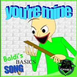 Baldi S Basics Song You Re Mine Lyrics And Music By Dagames