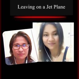 Leaving On A Jet Plane - Lyrics and Music by John Denver arranged by  audrey_1802