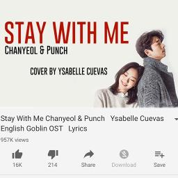 Stay with me English (Goblin OST) - Lyrics and Music by