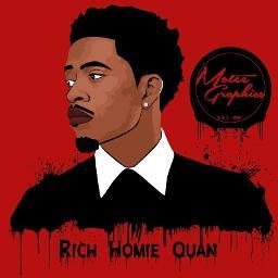 Flex - Lyrics and Music by Rich Homie Quan arranged by