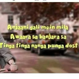 Nanga Punga Dost Pk Lyrics And Music By Shreya Ghoshal Arranged