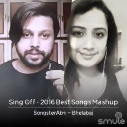 Sing Off - 2016 Best Songs Mashup - Lyrics and Music by Jake