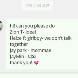 Mommae - Lyrics and Music by Jay Park arranged by EunAh_Army